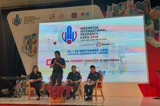 Resmi Digelar, Pameran IIPEX 2019 Bidik Transaksi Rp 830 Miliar