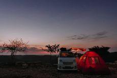 Rute dan Harga Tiket Masuk Watu Mabur Camp Yogyakarta