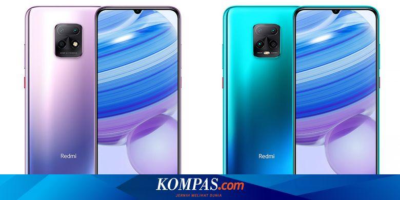 Xiaomi Luncurkan Duo Ponsel 5G Redmi 10X dan 10X P
