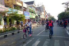 Jalan Malioboro Lengang, Warga Manfaatkan untuk Olahraga dan Swafoto