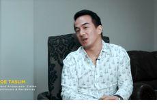Gara-gara The Swordsman, Joe Taslim Kagum dengan Profesionalitas Industri Film Korea Selatan