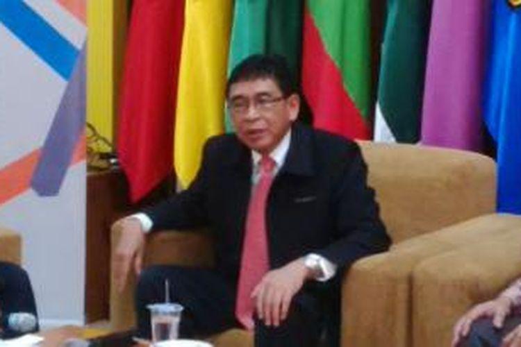 Wakil Meteri ESDM Susilo Siswoutomo