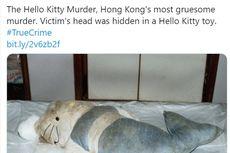 Kisah Misteri: Pembunuhan Hello Kitty, Berawal dari Melihat Arwah, Ternyata Ini Faktanya...