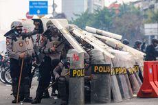 8.000 Personel Gabungan Dikerahkan Kawal Aksi BEM SI di Istana Merdeka