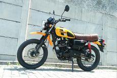 Kencan Singkat dengan Kawasaki W175 TR
