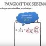 Bentuk Sederhana dari Persamaan, Jawaban Soal TVRI 6 Agustus SMP
