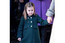 Gaya Putri Charlotte Menginspirasi Koleksi Terbaru Gucci