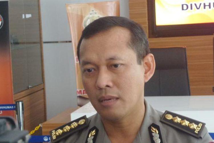 Kepala Bagian Mitra Divisi Humas Polri Kombes Pol Awi Setiyono