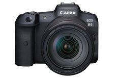 Kamera Mirrorless Canon EOS R5 dan R6 Resmi Meluncur, Pertama dengan IBIS
