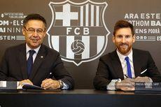 Messi Seret Lima Orang di Ring 1 Barcelona ke Pengadilan