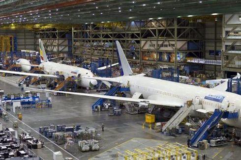 Boeing Rugi Rp 35 Triliun dalam Tiga Bulan