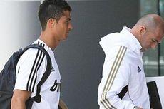 CR7: Zidane Banyak Membagi Pengalaman