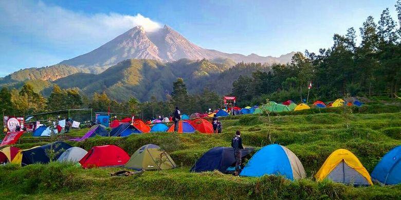 Tempat wisata di Yogyakarta - Bukit Klangon.