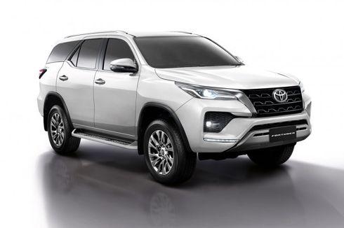 Prediksi Harga Toyota Fortuner Facelift, Naik Rp 10 Jutaan
