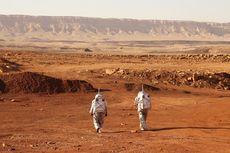 Di Kawah Israel yang Berbatu, 6 Astronot Simulasikan Hidup di Mars