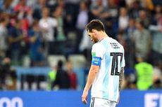 Legenda Barcelona: Messi Selalu Jadi Kambing Hitam Kegagalan Timnas Argentina