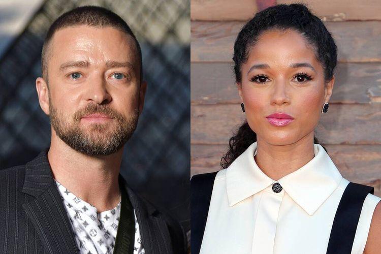 Justin Timberlake digosipkan tengah dekat dengan Alisha Wainwright. Keduanya, tertangkap kamera nongkrong bersama.