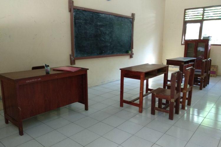 Ruang Kelas SD Wonolagi, Gunungkidul