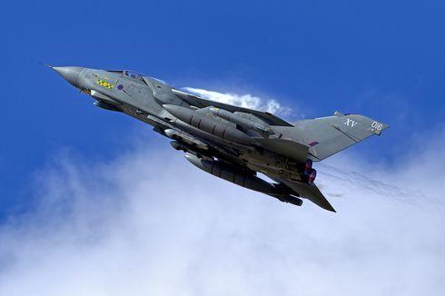 Jet Tempur Arab Saudi Jatuh, Pemberontak Houthi Klaim Menjatuhkannya