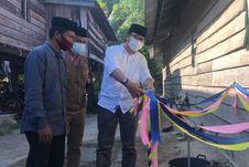 Wabup Luwu Utara Resmikan Program Air Bersih untuk 60 KK di Desa Pombakka, Malangke Barat