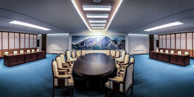 South Korean Presidential Office.