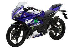 Detail Yamaha R15 Edisi MotoGP