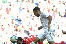 Getafe Vs Real Madrid, Zidane Konfirmasi Hazard Masih Absen