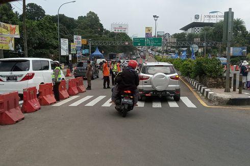 Polisi Klaim Ganjil Genap di Puncak Bogor Kurangi Mobilitas Kendaraan 20-25 Persen