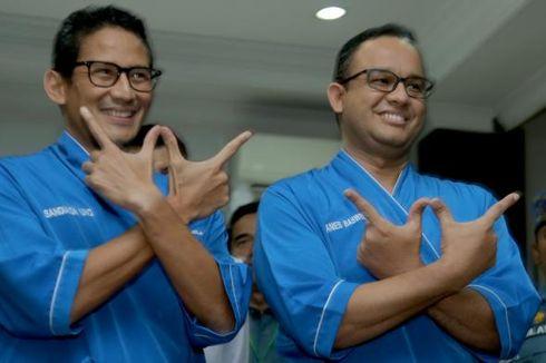PKS Akui Ada Perjanjian agar Anies-Sandiaga Pimpin Jakarta hingga 2022