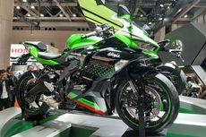 Kawasaki Ninja 250 4-Silinder Resmi Meluncur
