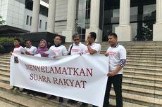 MK Terima Berkas Perbaikan Permohonan Uji Materi UU Pemilu Terkait Prosedur Pindah TPS