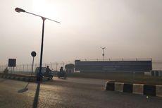 Kabut Asap Pekat Kacaukan Jadwal Penerbangan Bandara di Banjarmasin