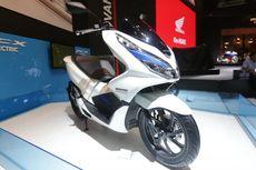 Honda PCX Listrik Meluncur Siang Ini