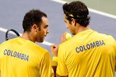 Davis Cup, Kolombia Unggul 2-1 atas Jepang