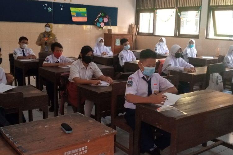 Pemerintah Kabupaten Semarang mulai melaksanakan PTM karena masul di PPKM Level 3