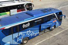 Dua Posisi Unik Penempatan AC Bus, di Atap dan Atas Mesin