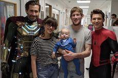 Spider-Man dan Mysterio Jenguk Pasien Anak-anak di Rumah Sakit London