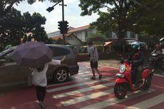 Banyak Warga Depok Belum Tahu Ada Pelican Crossing di Pondok Cina