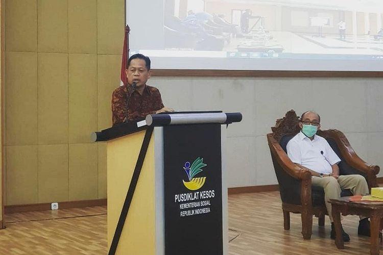 Kepala BP3S Syahabuddin.