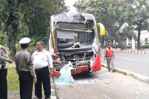 Penyebab Tabrakan Beruntun, Pengemudi Transjakarta Terancam Dipecat