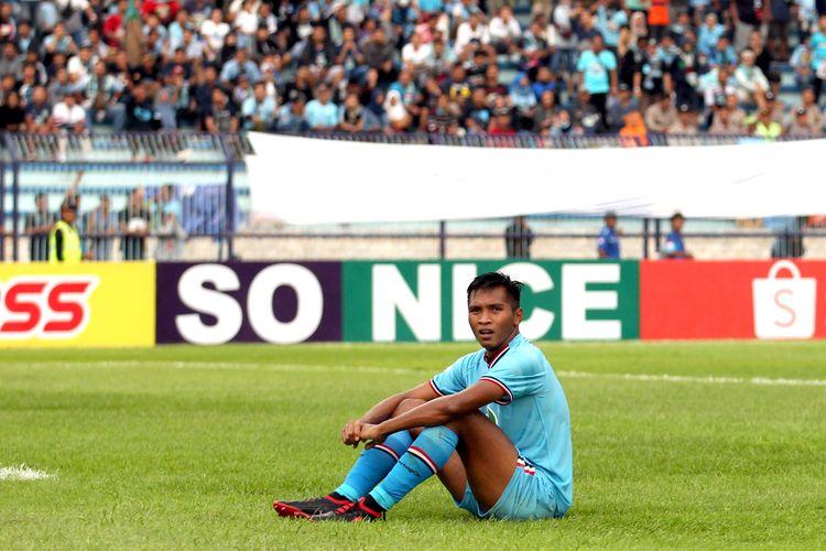 Bek Persela Lamongan untuk musim 2020, Mochammad Zaenuri.
