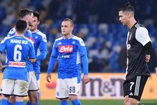 Hasil Lengkap Liga Italia, Juventus Kalah, Duo Milan Beda Nasib