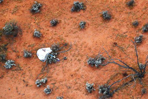 Tak Cuma Sampel Asteroid Ryugu, Hayabusa-2 juga Bawa Pulang Materi Ini