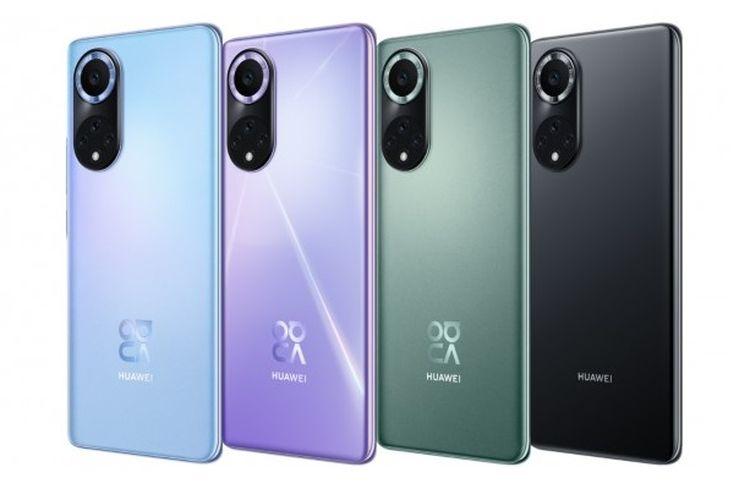 Ilustrasi Huawei Nova 9 Series.