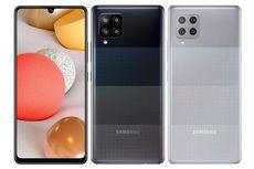 Samsung Galaxy M42 5G Resmi Meluncur dengan Baterai 5.000 mAh