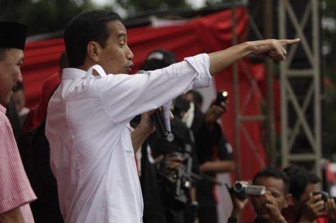 Jokowi Pasang Target PDI-P Raup Minimal 36 Persen Kursi DPR