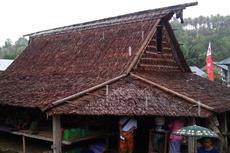 Rumah Tradisional Sasadu, Khas Maluku Utara