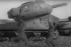 Kisah Perang: Saat Nazi Kena Tipu Armada Abal-abal Ghost Army