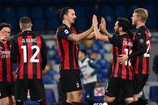 AC Milan Kuasai Puncak Klasemen saat Natal, Ibrahimovic: Kami Harus Berani Bermimpi Scudetto!