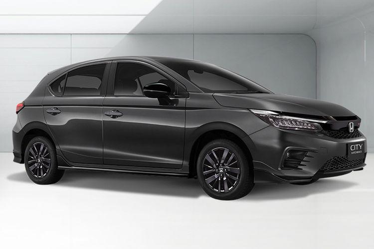 Honda City Hatchback Aksesori Modulo